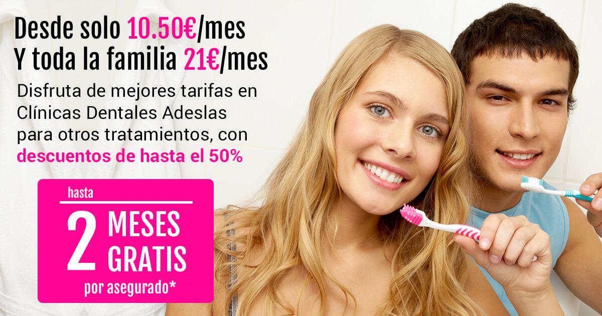 Seguro Medico Dental Seguros Adeslas Tlf 913270850